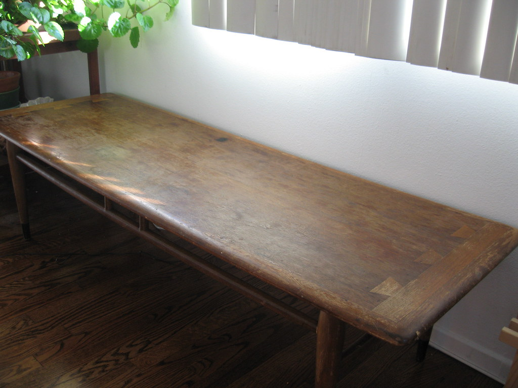 Lane Table Before
