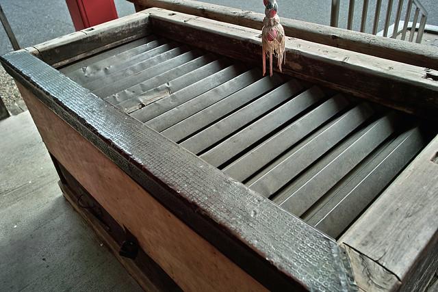 賽銭箱 offertory box