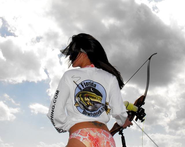 Bowfishing Pictures Girl http://www.flickr.com/photos ...