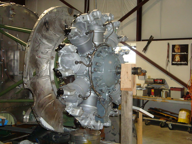 Pratt And Whitney R 1340 Wasp Engine, Pratt, Free Engine ...