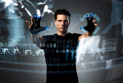 Tom Cruise - Minority Report