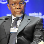 Kgalema Motlanthe - World Economic Forum Annual Meeting Davos 2009