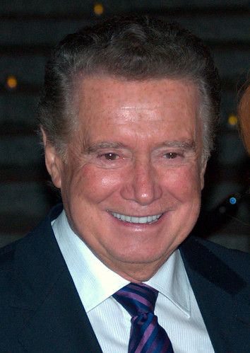 Regis Philbin by David Shankbone