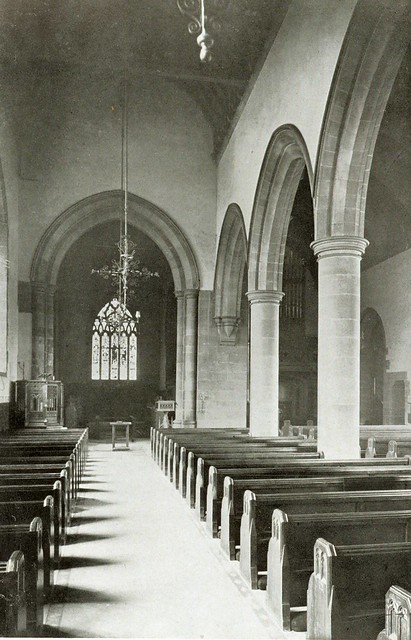 St Peters Church Interior 1 The Anglo Saxon Church Of St