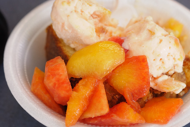 Peach Shortcake at Peach Park | Flickr - Photo Sharing!