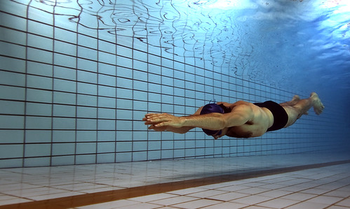 Freediving: dynamic without fins