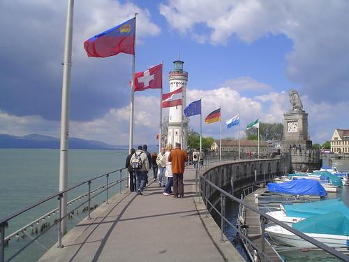 Lindau e Lago Constance, Alemanha
