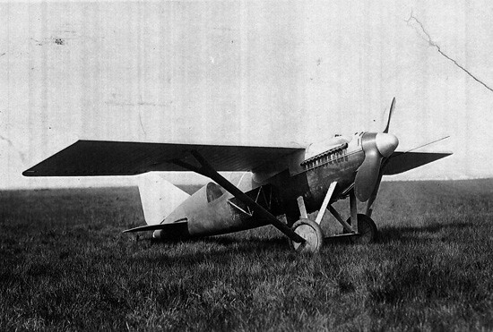 Curtiss : Model 22 : Texas Wildcat