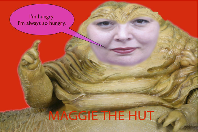 hungry maggie