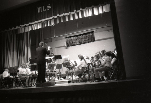 83_03.08 - Winter Concert 1983, combined MS and HS