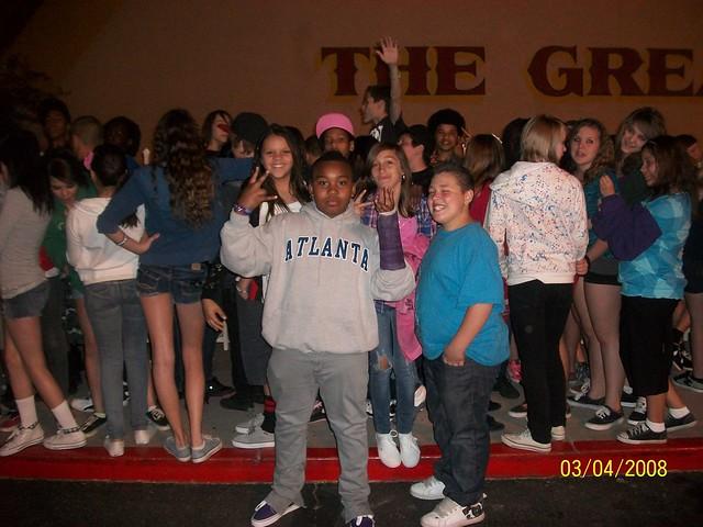 Teen dance clubs in arizona