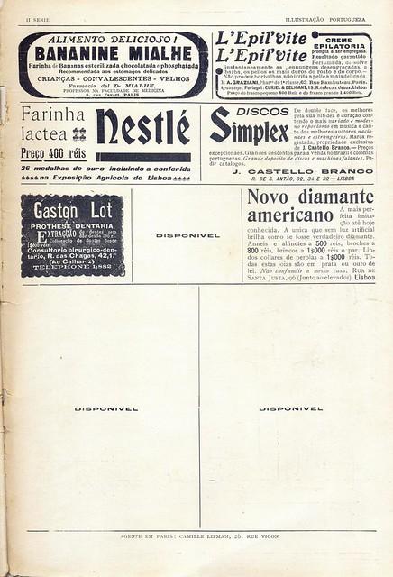 Illustração Portugueza, No. 123, June 20 1908 - 33