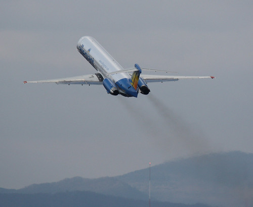 Allegiant Airlines MD83