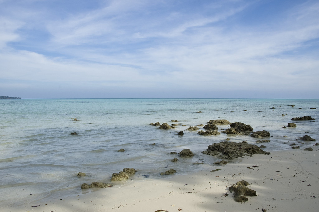 остров хавелок индия