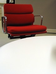armrest, furniture, red, chair,