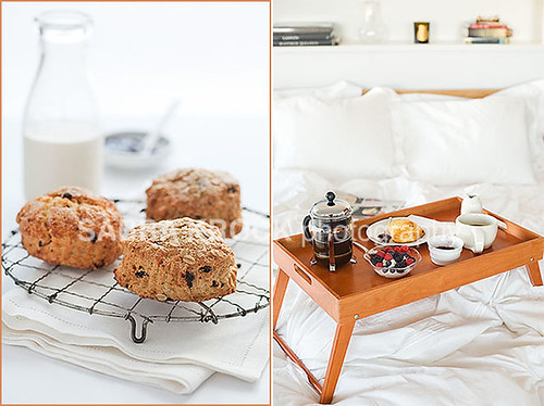 breakfast in bed diptych web