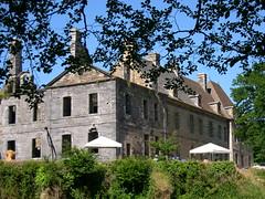 The Abbey of Bon-Repos