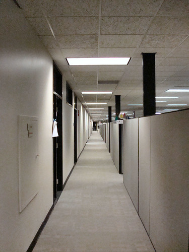 Feb 10, 2009 - Office Corridor