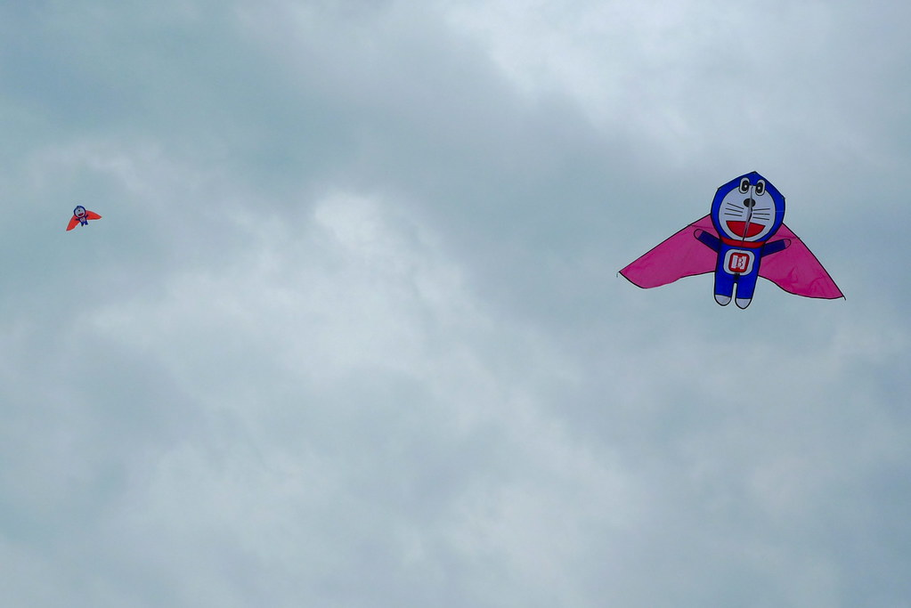 Flying Doraemon