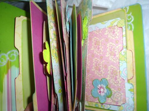Mini Folder Bouquet