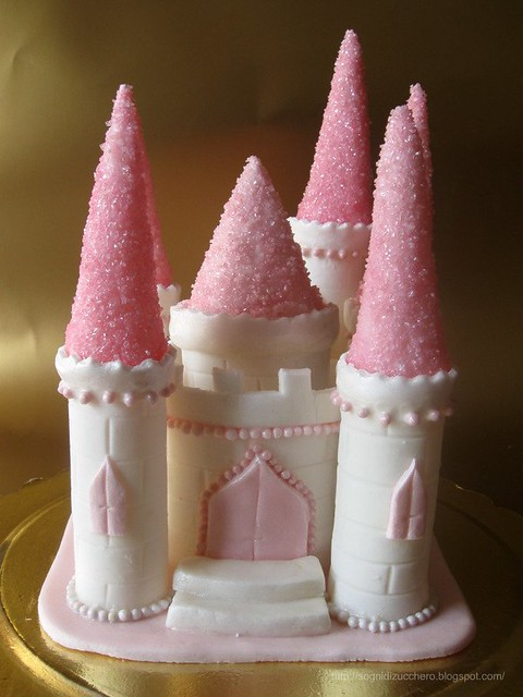 princess castle wedding cake toppers princess castle cake topper flickr photo 18767