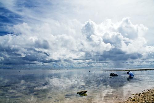seascape clouds photography virginia philippines sketchbook v bicol coralreef virgie camarinesnorte canon40d soul101 imago2007 kinamanukanisland