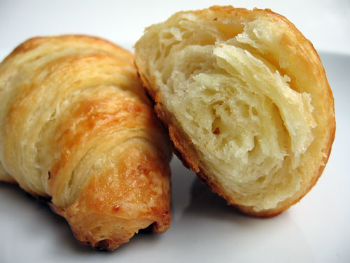 flaky croissants | Flickr - Photo Sharing!