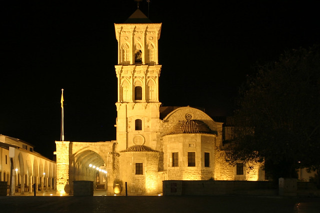 Church of Ayios Lazaros by Christian Stock, on Flickr