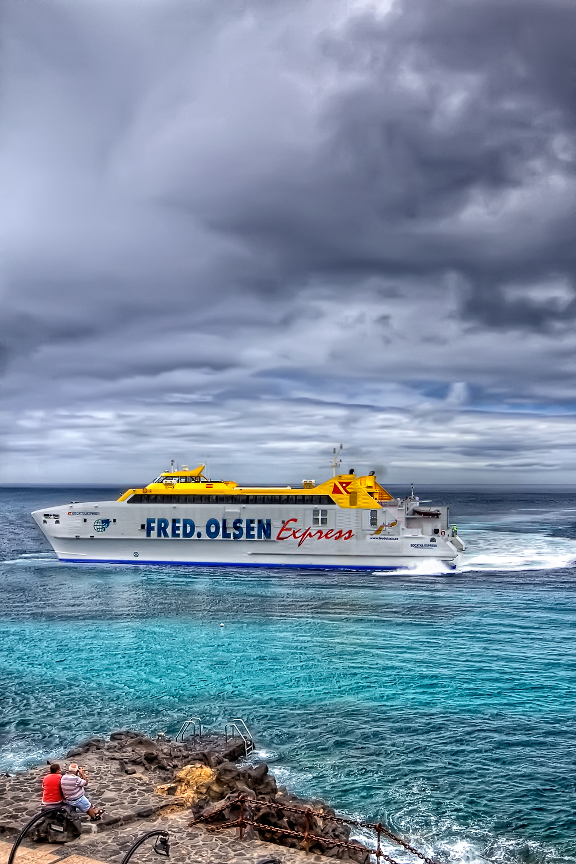 Fred. Olsen Express