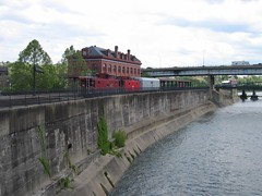 Canal, Cumberland, Maryland