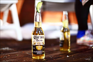 Baby will you be my Corona and lime?