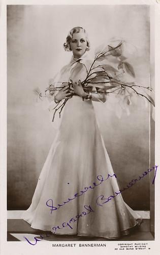dorothy wilding Margaret Bannerman
