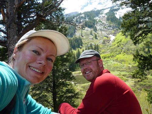 Grand Teton NP - Lake Jenny hike - 1