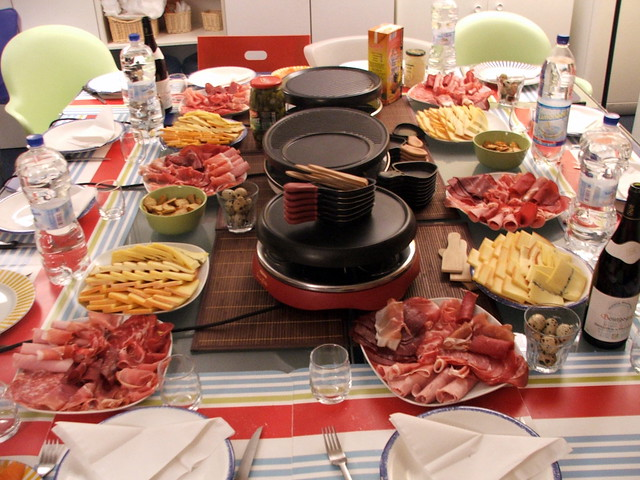 raclette spread a gallery on flickr. Black Bedroom Furniture Sets. Home Design Ideas