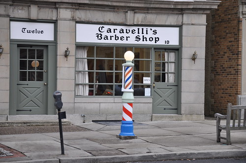 Caravelli's Barber Shop