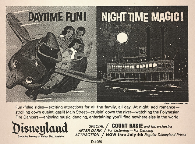 Disneyland Daytime Fun...Night Time Magic!