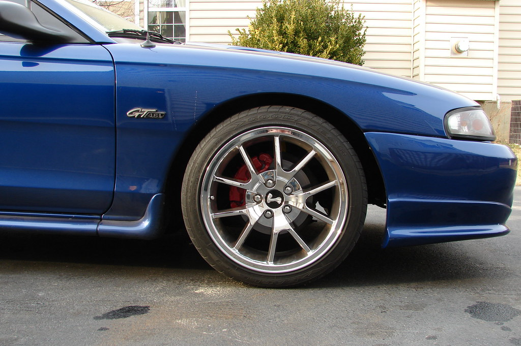 Really Cool Car- 96 Mustang GT