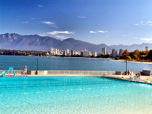 Swim Outdoor Pools Open Today In Vancouver Inside