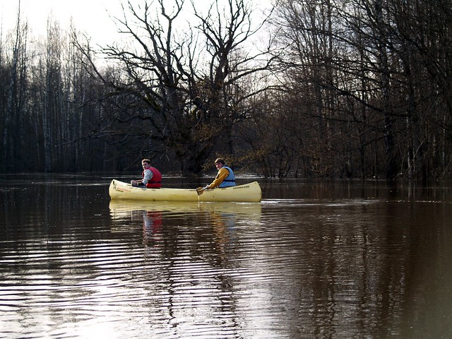 Kanuumatk Raudna jõel
