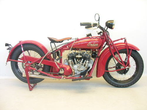Indian 101 Scout (1928)