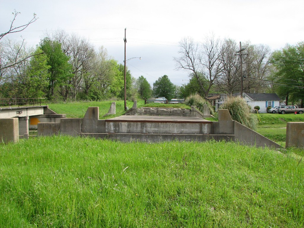 Mississippi washington county hollandale - Abandoned Mississippi Bridges Us61