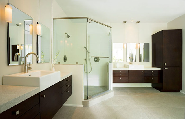 Decoration ideas bathroom quartz countertops for Bathroom ideas with quartz