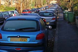 Parking Congestion on Ash Grove