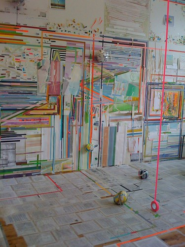 Franklin Evans open studio by hoggardb