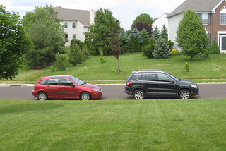The Focus & The Tiguan