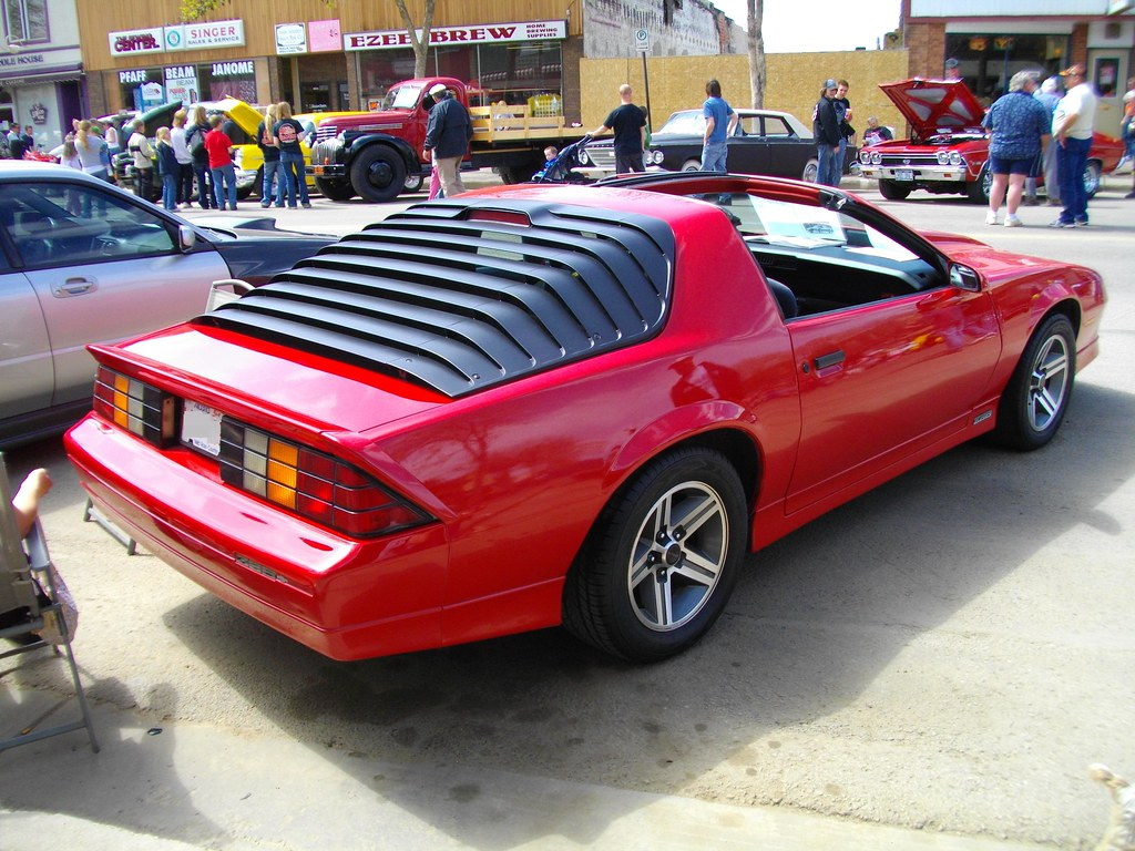 1986 chevrolet camaro iroc z related infomation. Black Bedroom Furniture Sets. Home Design Ideas