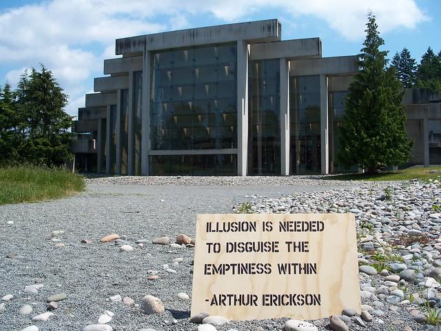 arthur erickson quote