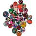 MB diamond cluster of pom-poms by muffy brandt