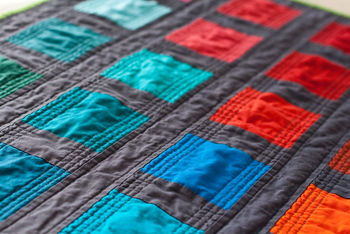 kona sample squares quilt