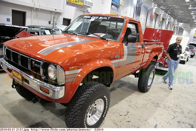 1979 1983 toyota pick up 4x4 for autos post. Black Bedroom Furniture Sets. Home Design Ideas